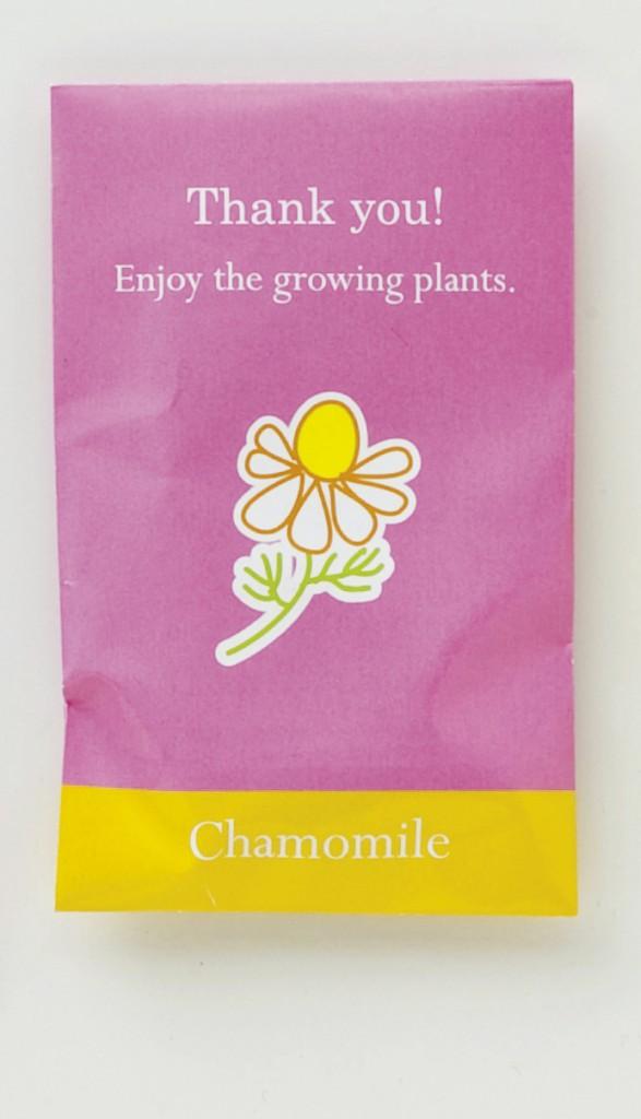 栽培セット カモミール